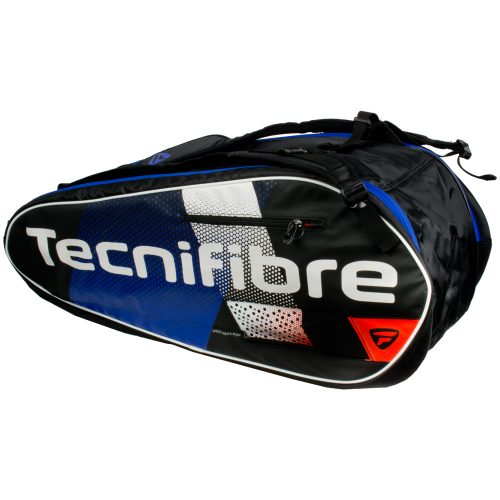 Tecnifibre Air Endurance 9 Racquet Bag: Tecnifibre Squash Bags