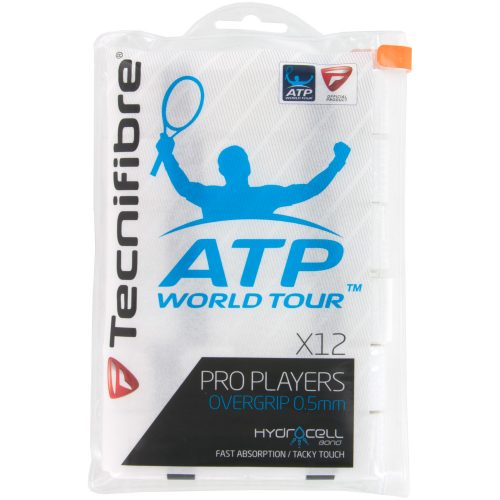 Tecnifibre Pro Players Overgrips 12 Pack: Tecnifibre Tennis Overgrips