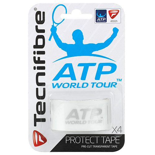 Tecnifibre Protect Tape: Tecnifibre Racquet Protection Tape
