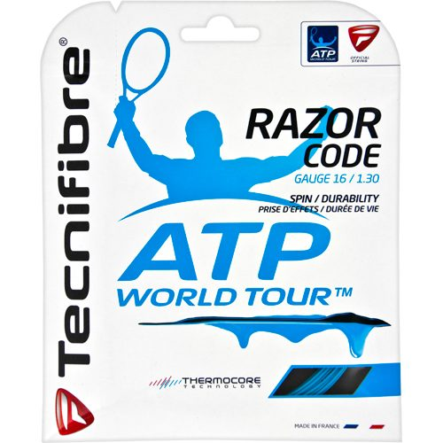 Tecnifibre Razor Code 16 1.30: Tecnifibre Tennis String Packages
