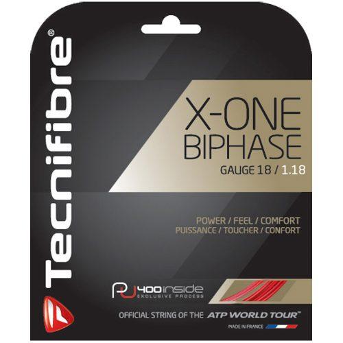 Tecnifibre X-One Biphase 18: Tecnifibre Tennis String Packages