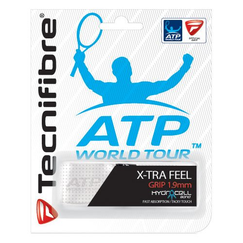 Tecnifibre X-Tra Feel Replacement Grip: Tecnifibre Tennis Replacet Grips