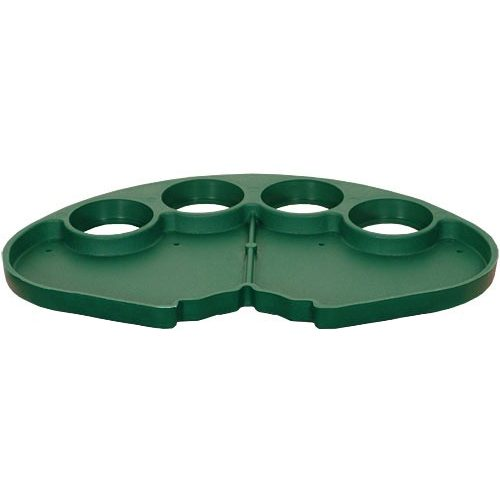 Tidi Court Court Tray Green: RolDri Court Equipt