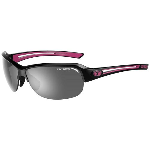 Tifosi Mira Black/Pink Sunglasses: Tifosi Sunglasses