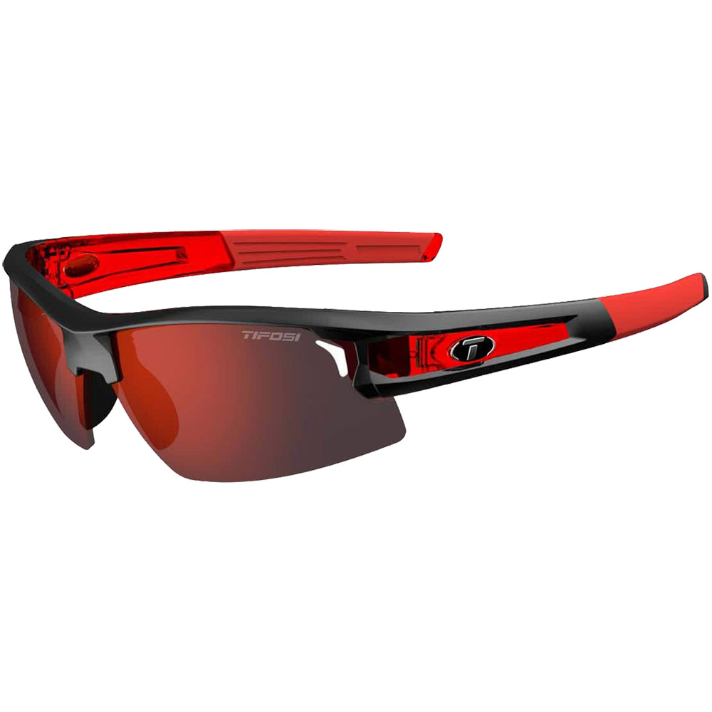 Tifosi Synapse Race Red Sunglasses: Tifosi Sunglasses