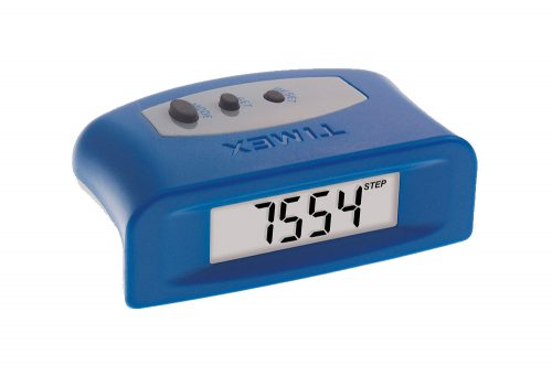Timex Pedometer - blue, one size