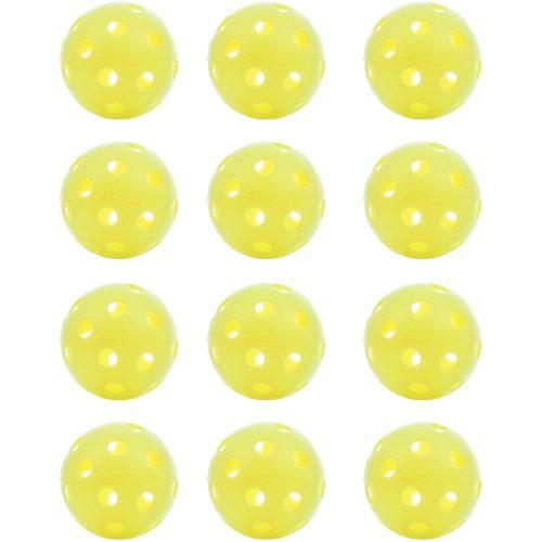 Top Outdoor Pickleballs 12 Pack: PickleballCentral Pickleball Balls