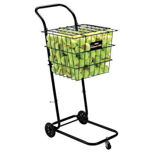 Tourna Ballport Deluxe Dolly Cart 200 Balls: Tourna Teaching Carts
