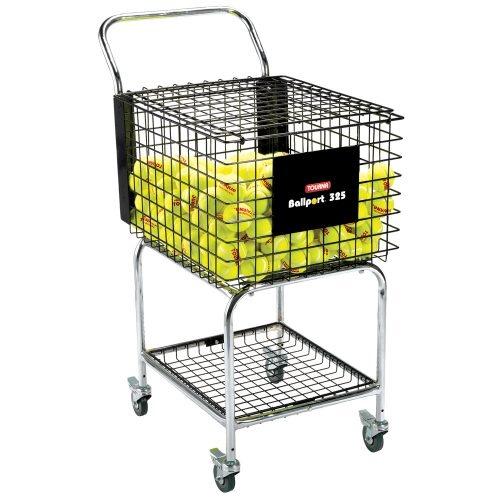 Tourna Ballport Teaching Cart 325 Balls: Tourna Teaching Carts