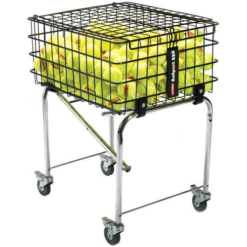 Tourna Ballport Travel Teaching Cart 220 Balls: Tourna Teaching Carts
