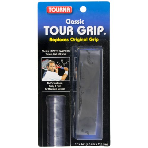 Tourna Classic Tour Grip: Tourna Tennis Replacet Grips
