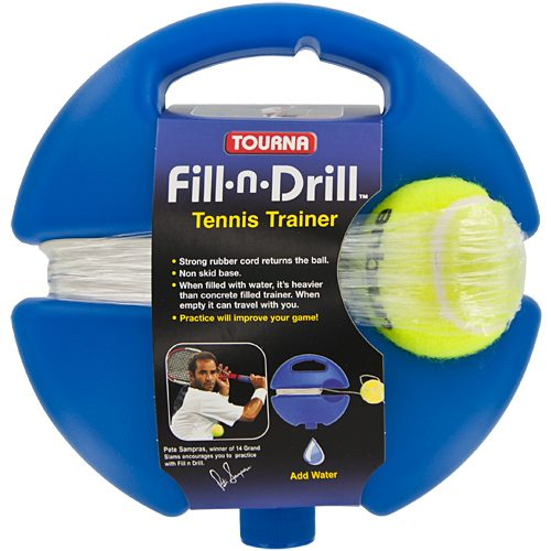 Tourna Fill-N-Drill: Tourna Tennis Training Aids