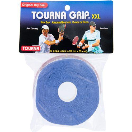 Tourna Grip XXL 10 Pack: Tourna Tennis Overgrips