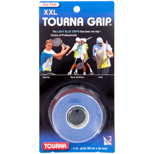 Tourna Grip XXL 3 Pack: Tourna Tennis Overgrips