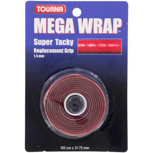 Tourna Mega Wrap Replacement Grip: Tourna Tennis Replacet Grips