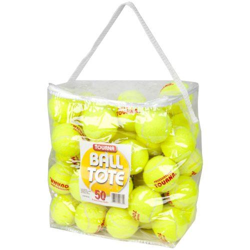 Tourna Pressureless 50 Tote Bag: Tourna Tennis Balls