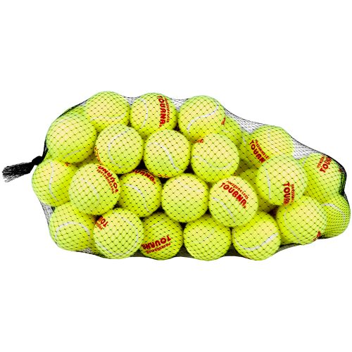Tourna Pressureless Balls 60 Pack: Tourna Tennis Balls