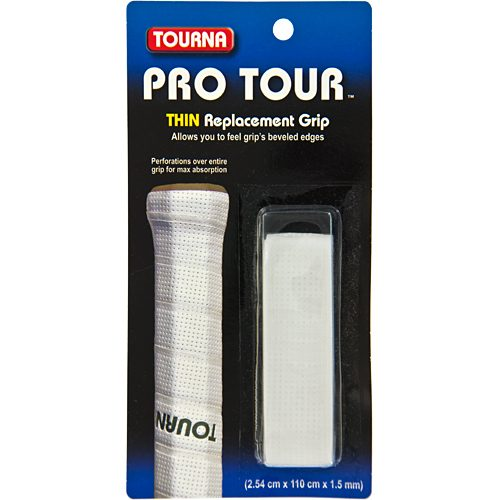 Tourna Pro Tour Thin Replacement Grip: Tourna Tennis Replacet Grips