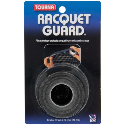 "Tourna Racquet Guard 1"" x 20': Tourna Racquet Protection Tape"