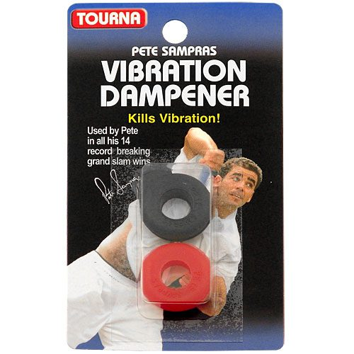 Tourna Sampras Vibration Dampener: Tourna Vibration Dampeners