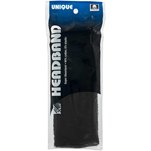 Tourna Solid Headband: Tourna Sweat Bands
