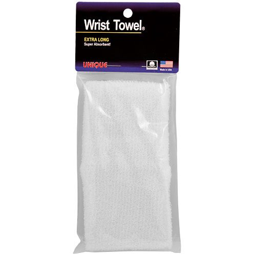 Tourna Solid Wrist Towel: Tourna Sweat Bands
