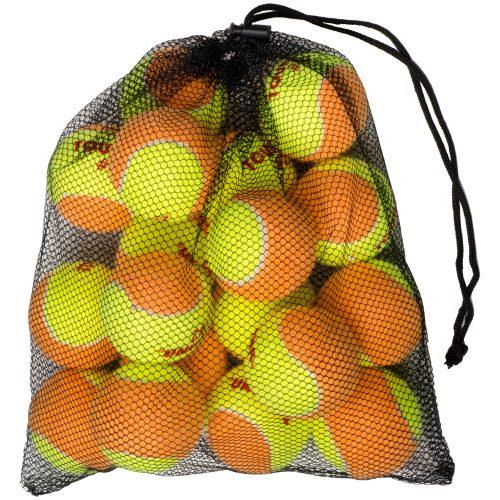 Tourna Stage 2 Orange 18 Pack: Tourna Tennis Balls