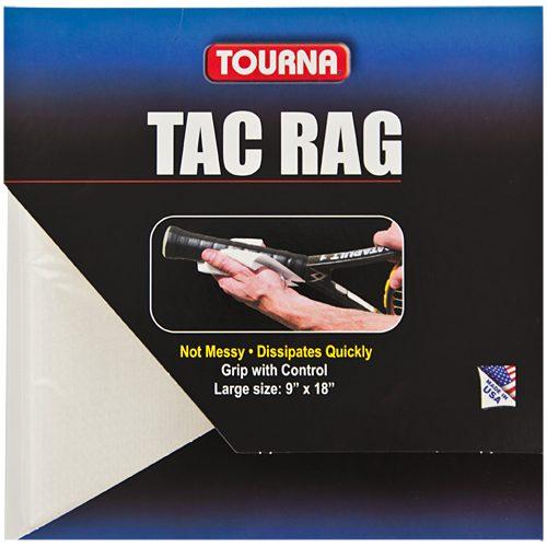 Tourna Tac Rag: Tourna Grip Enhancet