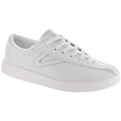 Tretorn Nylite 2 Plus Leather: Tretorn Women's Tennis Shoes White
