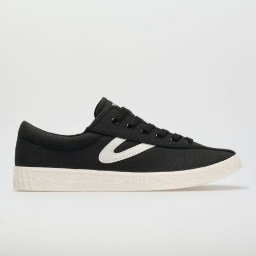 Tretorn Nylite Canvas: Tretorn Men's Tennis Shoes Black