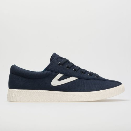 Tretorn Nylite Canvas: Tretorn Men's Tennis Shoes Navy