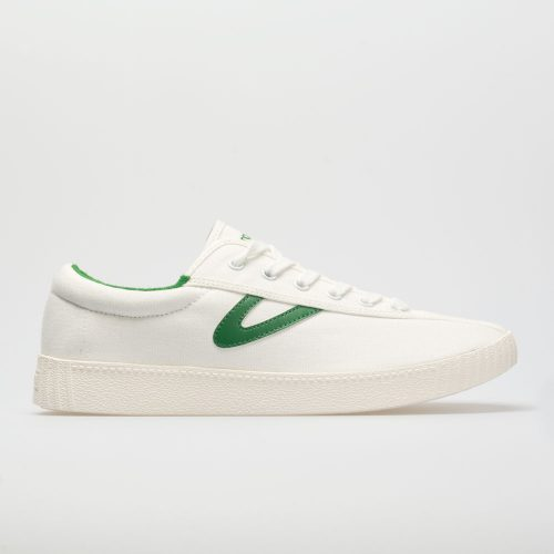 Tretorn Nylite Canvas: Tretorn Men's Tennis Shoes White/Green