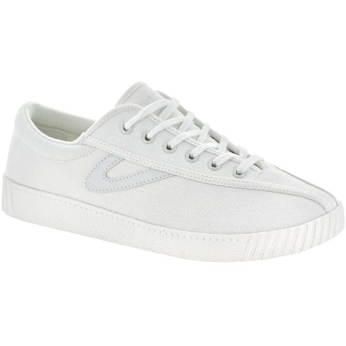 Tretorn Nylite Canvas: Tretorn Women's Tennis Shoes White/White