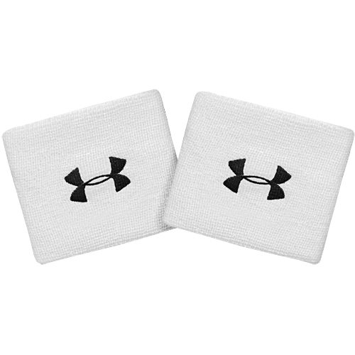 "Under Armour 3"" Performance Wristbands: Under Armour Sweat Bands"