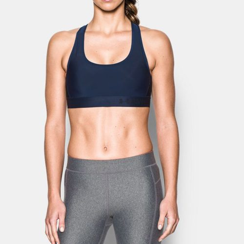 Under Armour Armour Mid Crossback Bra: Under Armour Women's Running Apparel