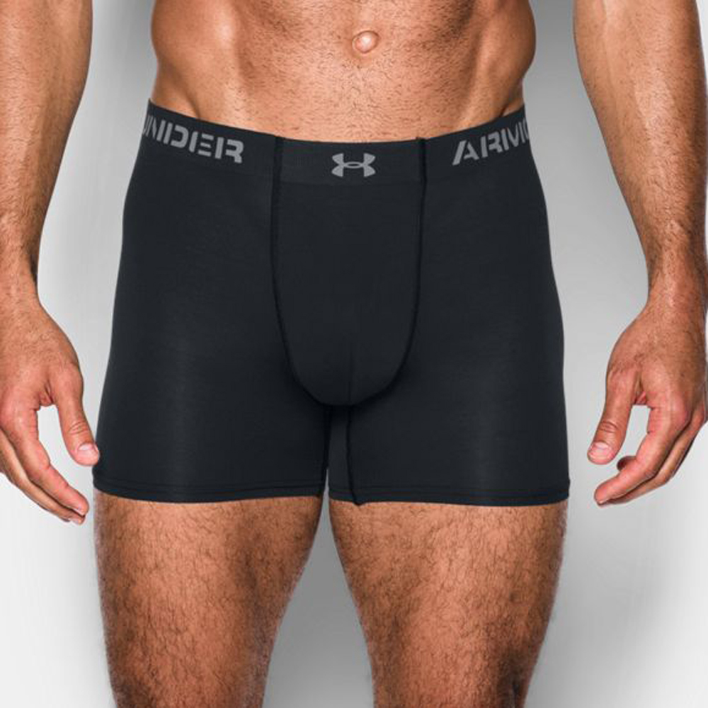 "Under Armour ArmourVent Mesh 6"" Boxerjock: Under Armour Men's Athletic Apparel"