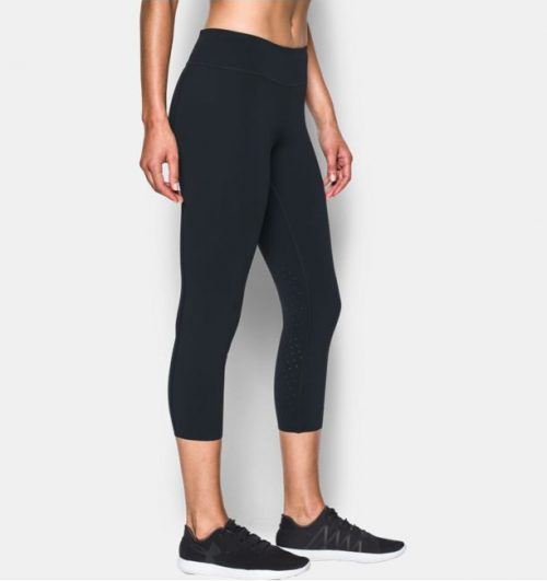 Under Armour BreatheLux Crop: Under Armour Women's Running Apparel