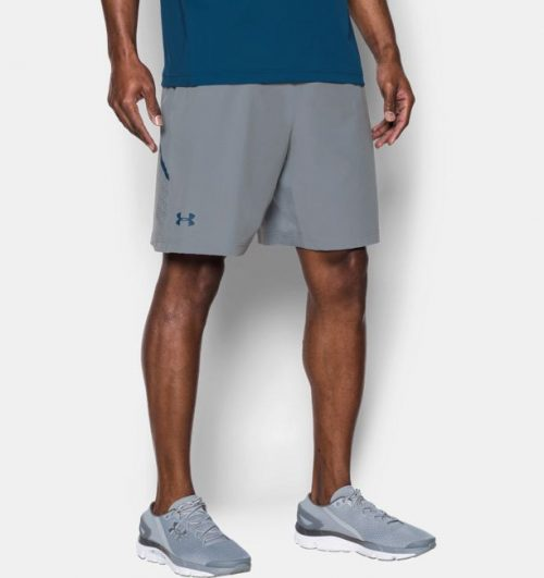 "Under Armour Center Court 8"" Shorts: Under Armour Men's Tennis Apparel Spring 2018"