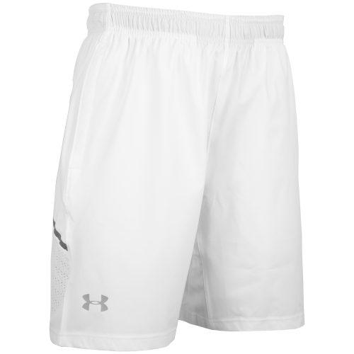 "Under Armour Center Court 8"" Woven Shorts: Under Armour Men's Tennis Apparel Spring 2017"