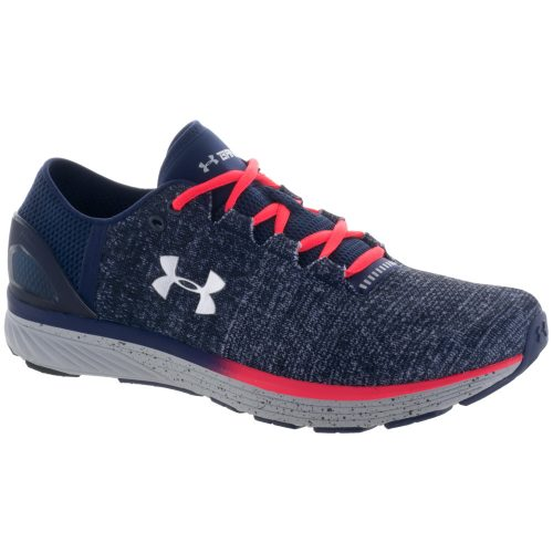 Under Armour Charged Bandit 3: Under Armour Men's Running Shoes Glacier Gray/Midnight Silver