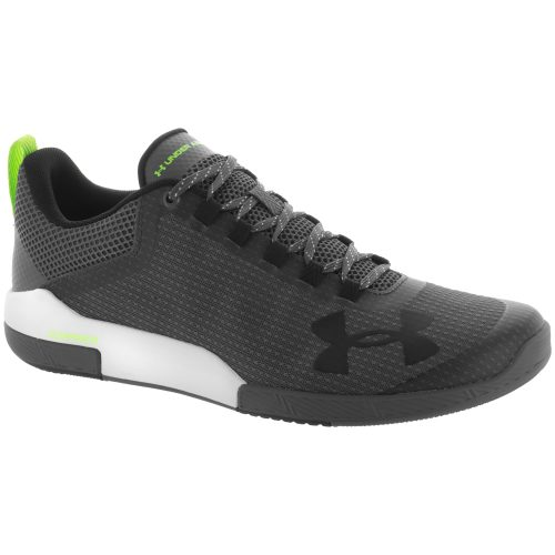 Under Armour Charged Legend TR: Under Armour Men's Training Shoes Rhino Gray/White/Black