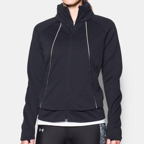 Under Armour ColdGear Reactor Run Storm Jacket: Under Armour Women's Running Apparel
