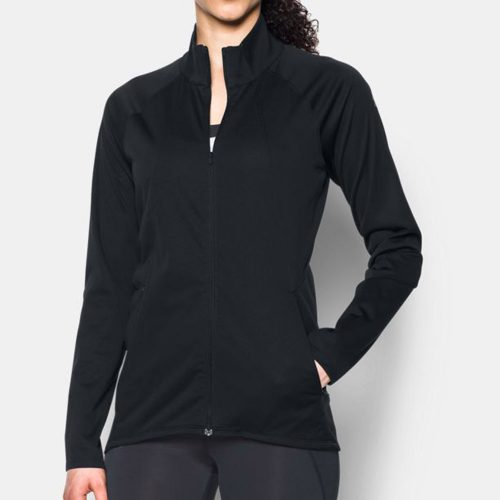 Under Armour ColdGear Reactor Storm Jacket: Under Armour Women's Running Apparel