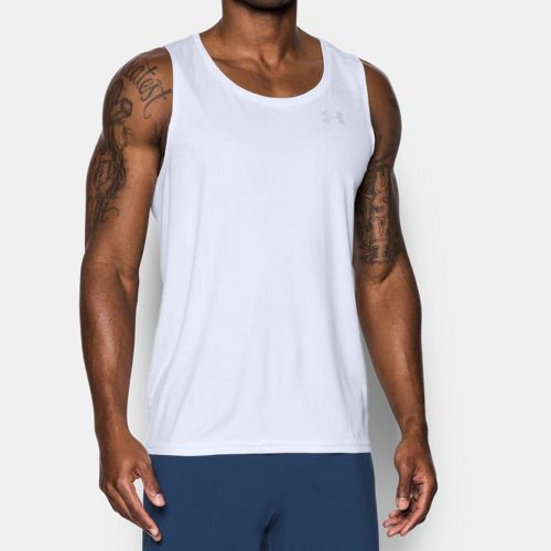 Under Armour Coolswitch Singlet: Under Armour Men's Running Apparel