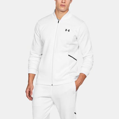 Under Armour Forge Warm Up Top: Under Armour Men's Tennis Apparel