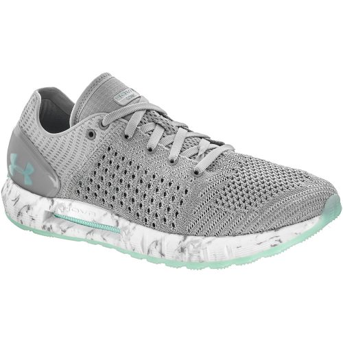 Under Armour HOVR Sonic NC: Under Armour Women's Running Shoes Overcast Gray/White/Tile Blue