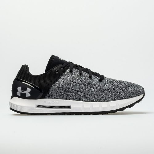 Under Armour HOVR Sonic: Under Armour Men's Running Shoes Black/White/White