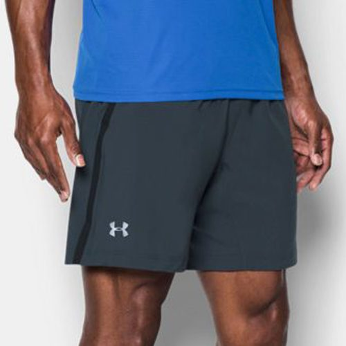 Under Armour Launch SW 2-in-1 Shorts: Under Armour Men's Running Apparel