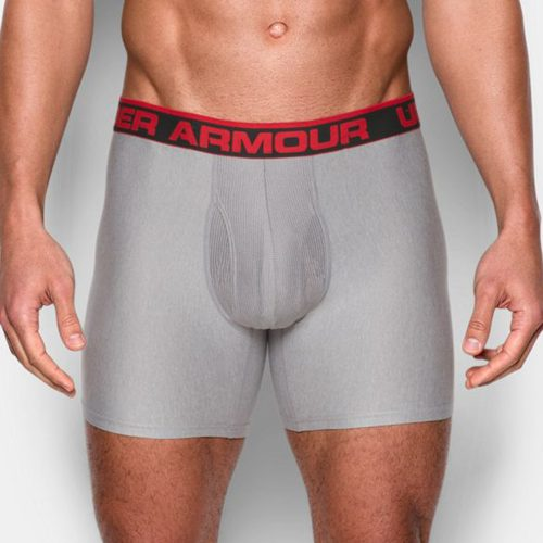 "Under Armour Original Series 6"" Boxerjock: Under Armour Men's Athletic Apparel"
