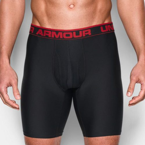 "Under Armour Original Series 9"" Boxerjock: Under Armour Men's Athletic Apparel"